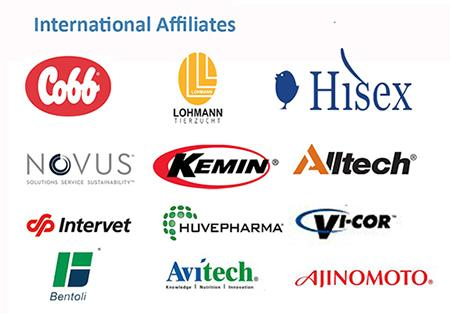 International Affiliated Companies